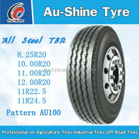 Chinese good quality radial truck tyre 900R20-16 on sale
