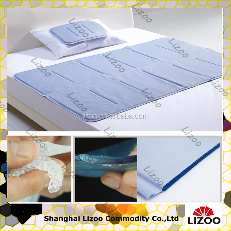 Gel Cooling pillow cover and Gel Cooling bed cover factory - Jozy Mattress   Jozy.net