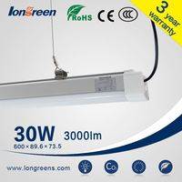IP65 30W led tri proof tube light /waterproof /anti-corrosion led batten light