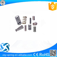 Various stainless steel 304 small coil compression springs for bathroom suppliers