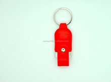 Beautifully u disk manufacturers customized fashion rings cute orange USB flash drive 32g