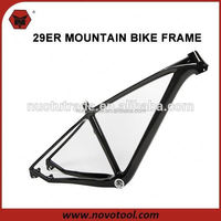 full carbon bike mtb frame 29""