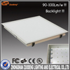 CE approved High end life commercial 600x600 aluminum 48w back light led panel