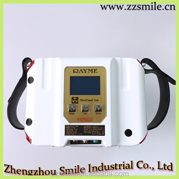 Native to Korea YES Rayme Dental Portable X-Ray Machine / YES Biotech Dental Digital X-Ray System