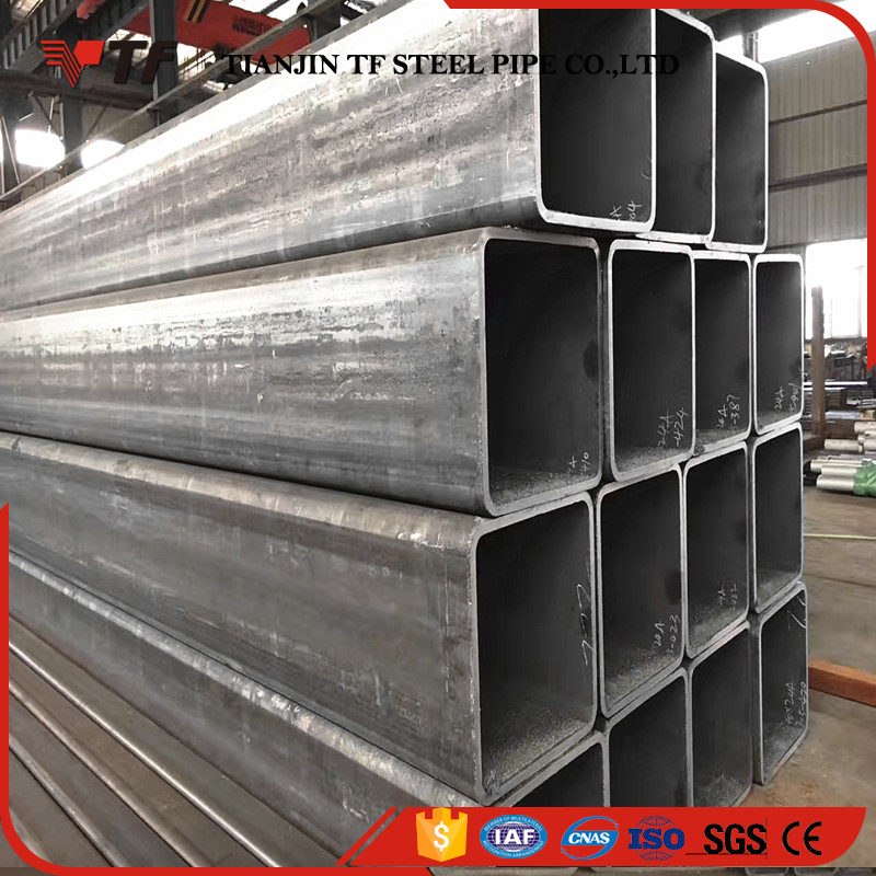 Shopping websites q195 mild oiled rectangular steel pipe