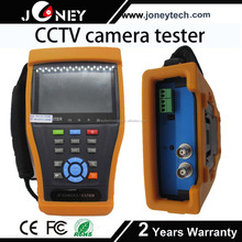 "5 in 1 Tester(IP,AHD,CVI,TVI,CVBS Testing) camera tester, 4.3"" LCD color screen"