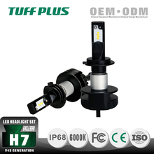 Gold supplier 9005 9006 H1 H4 H7 H11 H13 h7 headlight bulb holder with IP68 ISO CE ROHS