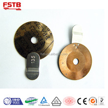 FSTB Bimetal disc thermal switch for electric iron parts