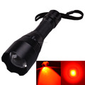 hot sale focus led hunting lights flashlight for rifle hunting tactical flashlight