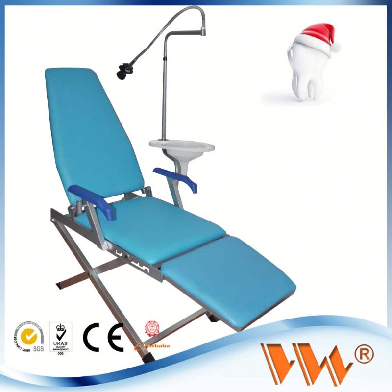 easy carry economic dental chair Easy Operating Protable Dental Unit