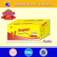 10g ACTIVE DEMAND SUPER CHICKEN BOUILLON CUBE SEASONING CUBE FOR WORLDWIDE MARKET