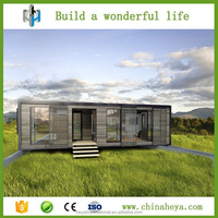 Beautiful styles container houses cabin rooms