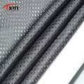 Factory direct breathable sports fabric, polyester power mesh tricot fabrics for leisurewear