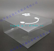 China Wholesale clear plastic cupcake boxes packaging