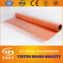 PE/PP Waterproof Membrane for Bathroom Floor