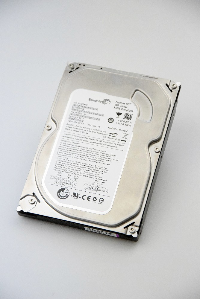 "Seagate ST3320310CS HDD Hard Disc 3,5"" SATA 320 GB"
