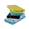 hot family series powerbank 4000/6000/10000mah polymer mobile power supply