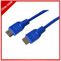 Spring hdmi cable sprial HDMI Male cable Video Audio Cable