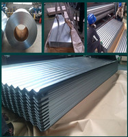 sheet metal roofing used
