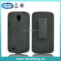 China supplier pc holster case for Samsung galaxy i9295 with stands clip