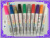 iiPOSCA 3mm bullet tip oil based,Valve Action Paint marker/DoodleDeco marker pen /waterproof marker pen
