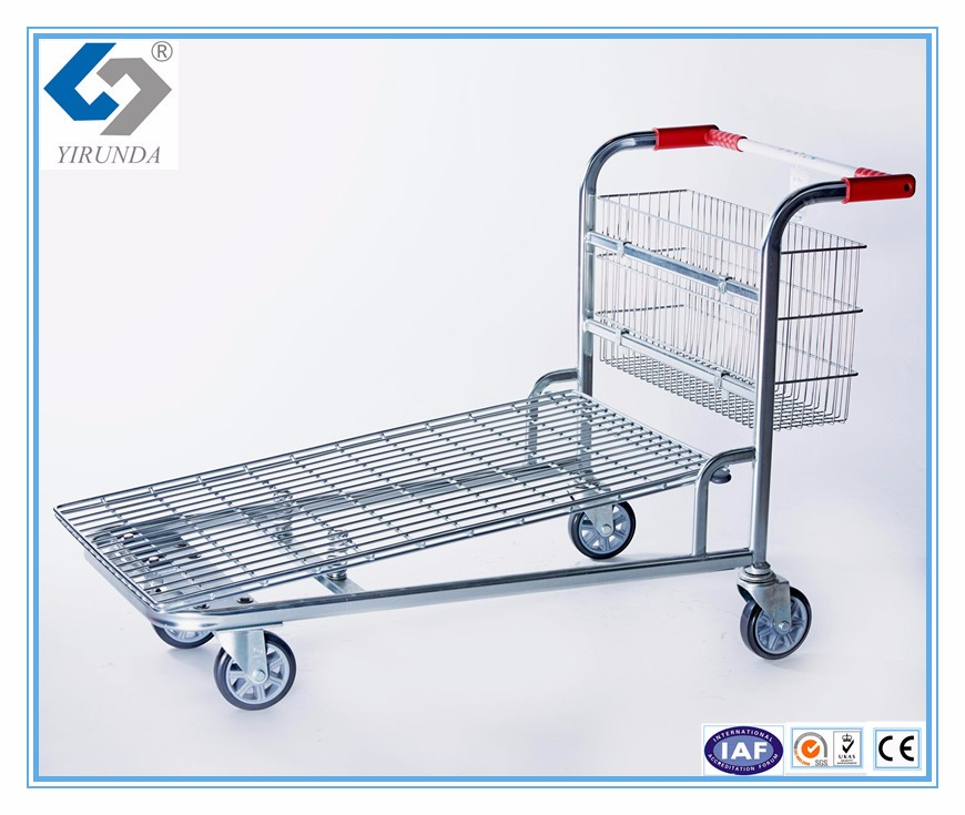 plastica america shopping  trolley