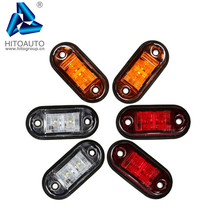 Excellent Material LED Truck Clearance Side Marker Lamp for Trailer