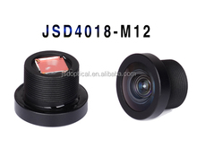 "4.00 mm Car Camera Recorder Lens with 1/4"" format & M12 Mount"