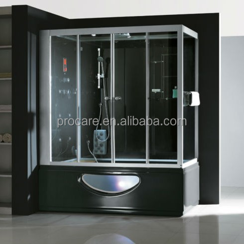 Big jetted tub shower combo steam shower tub combo buy for 6 tub shower combo