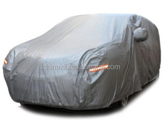 Hot Sell Waterproof PEVA And PP Cotton Car Cover/car clothing/car hood