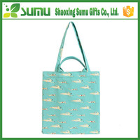 wholesale promotional advertising logo printed recyclable foldable pp non woven bag