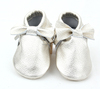Fashion newborn baby shoes golden light baby shoes MOQ150