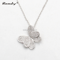 Latest Design Dream Butterfly Sexy Body Chain Necklace