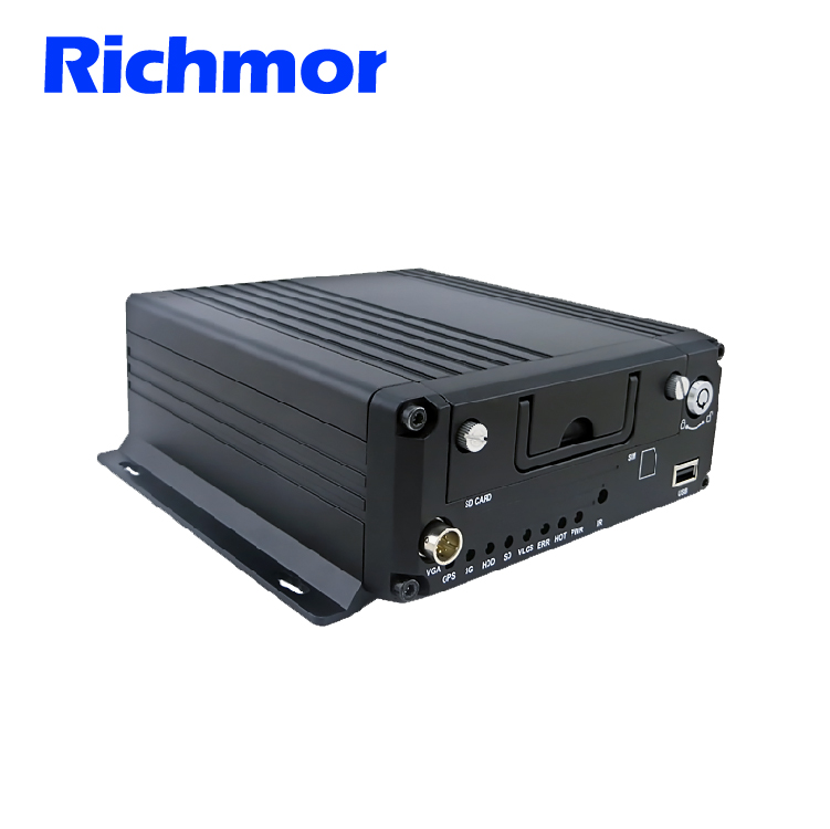 4 CH HIS solution Mobile NVR with GPS school rfid, 3g live camera for h.264 video compression