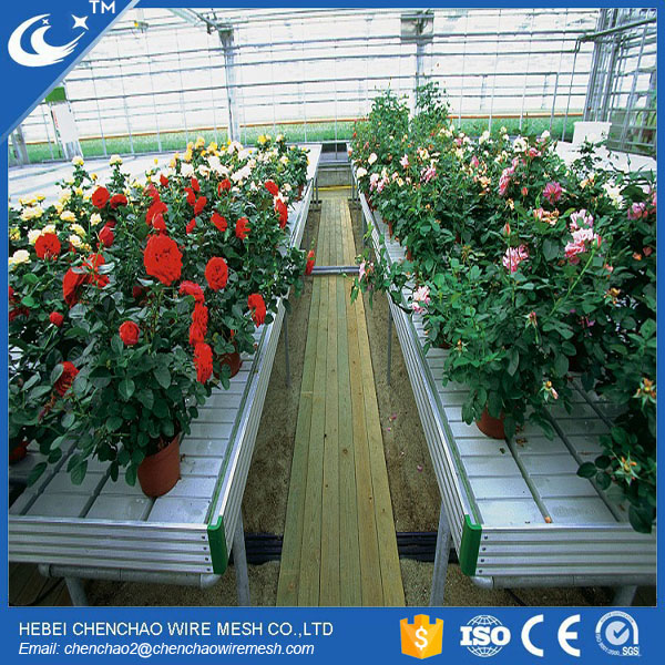 Heavy duty complete Ebb & Flow system with plastic seeding tray