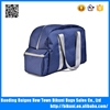 Wholesale cheap custom sport fashion travelling bag handle foldable duffel bag nylon material