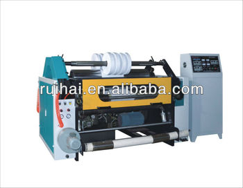 BDFQ-D Model foil slitting machine