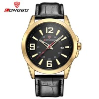 LongBo promotion focus quartz luxury mens watches famous brands cool watches for teenagers