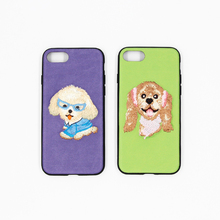 Fast Delivery TPU Phone Case Chinese Embroidery Arts Lovely Phone Case For iPhone 7 7Plus