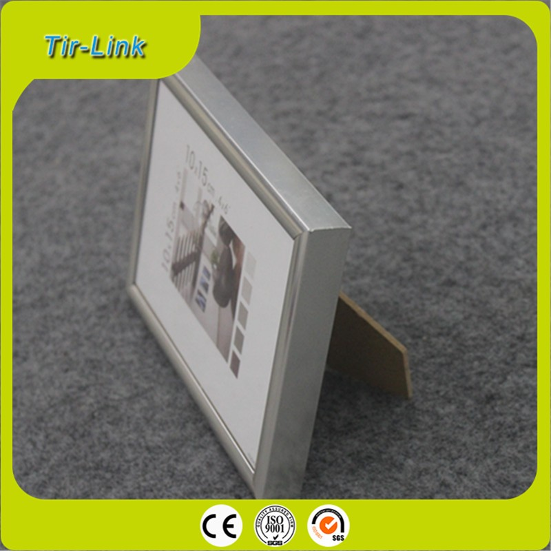 "2017cheap 4x6"" picture frames clear plastic picture frames/wall photo frames/family picture frames"