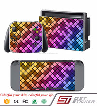 Newest For Nintendo Switch Skin Sticker Console And Controller Skins For Nintendo Switch