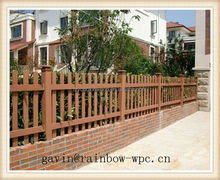 factory price wpc fence/railing/wpc post
