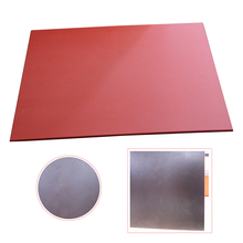 Custom Color Silicone Coated Steel Sheet Iron Pad
