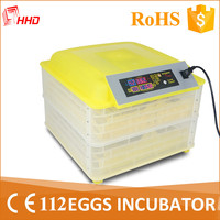 HHD sales promotion gift itemes egg incubator used in family for hatching chicken YZ-112