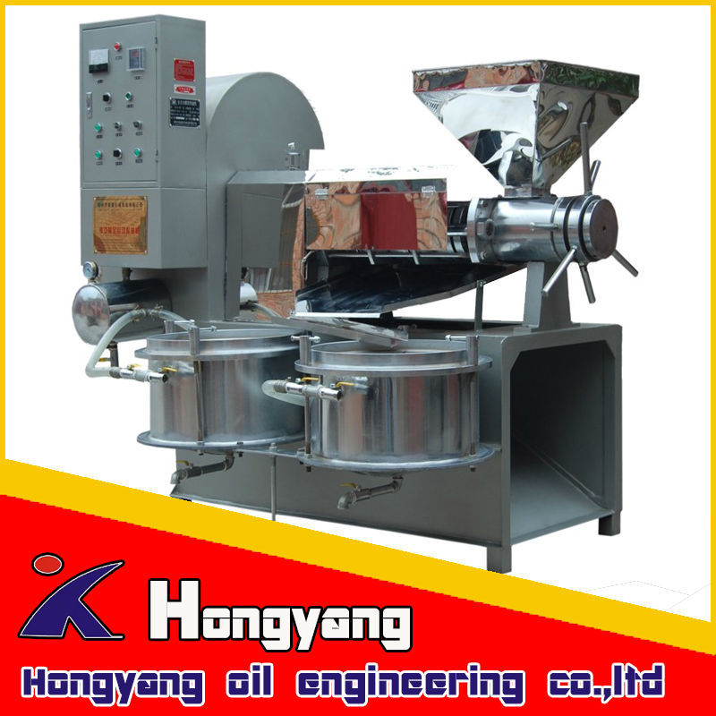 2015 New Condition edible/cooking soybean oil pressing machine/oil mills made in china