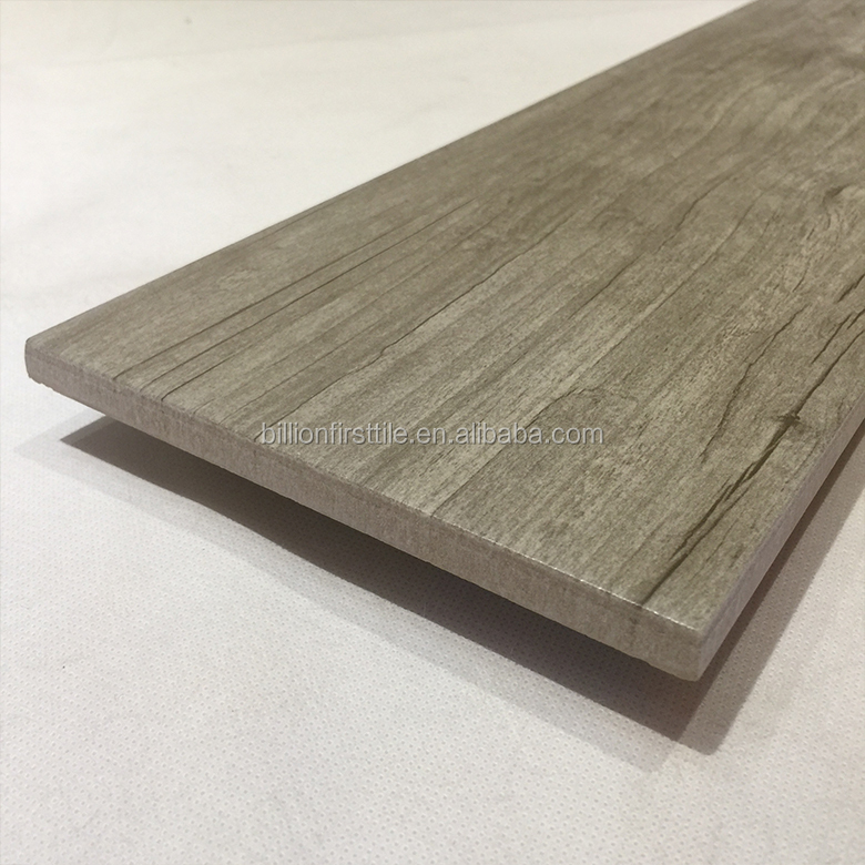 2017 Latest look ceramic wood grain marble tile for sale