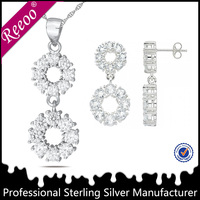 Wedding jewellery designs fashionable jewelry ladies costume jewelry set