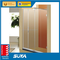 sliding shower bath screen from China