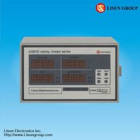 Digital Power Meter Power and Harmonics Analyzer. Harmonic distortion analysis for voltage & current, display total harmonic