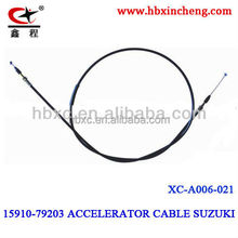 15910-79203 accelerator cable for the suzu-ki car parts